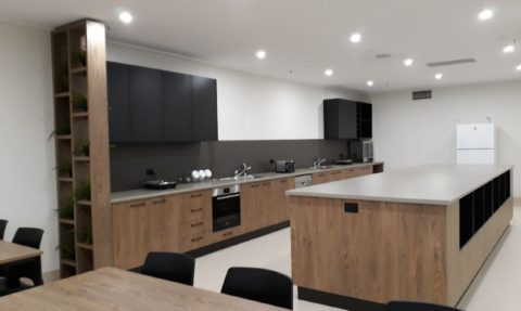 Commercial Office Fitouts Melbourne