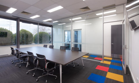 Office Partitions Cheltenham