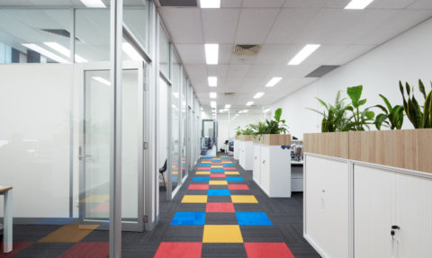 Office Partitions Victoria